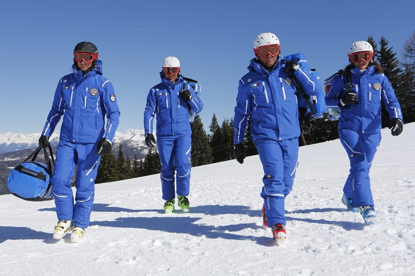 1: How to get in fit on the skis