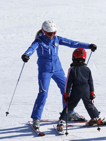 Private Ski Lessons in Madonna di Campiglio