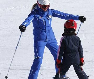 Private Ski Lessons in Madonna di Campiglio