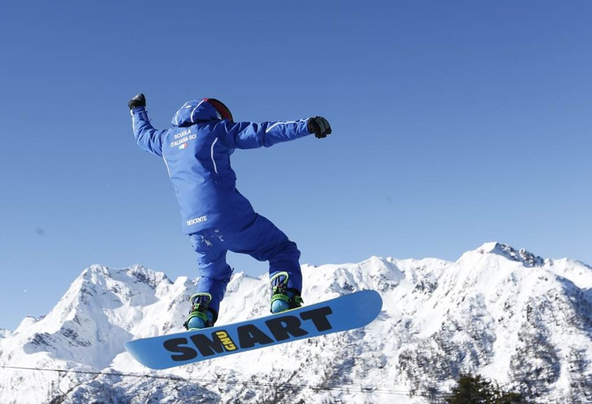 Lezioni Private di Snowboard