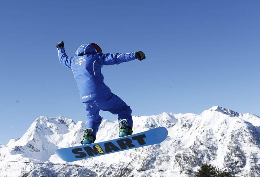 Lezioni Private di Snowboard